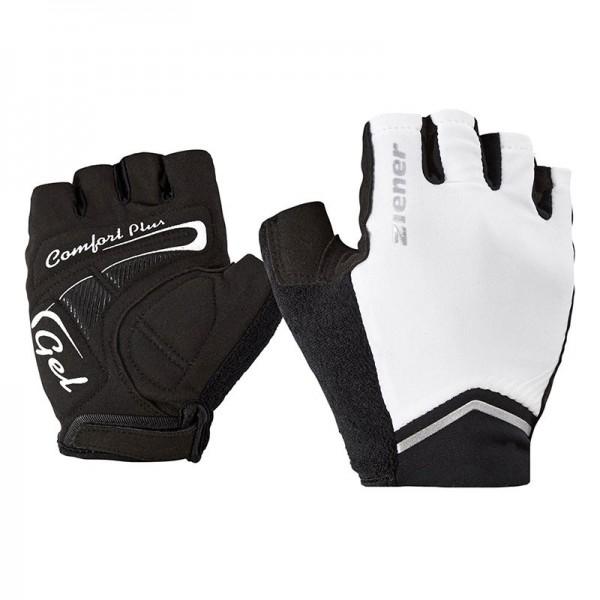 Ziener Cadissa Lady Bike Glove -white
