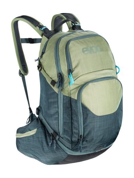 Evoc Explorer Pro 26 Liter - heather light/olive heath