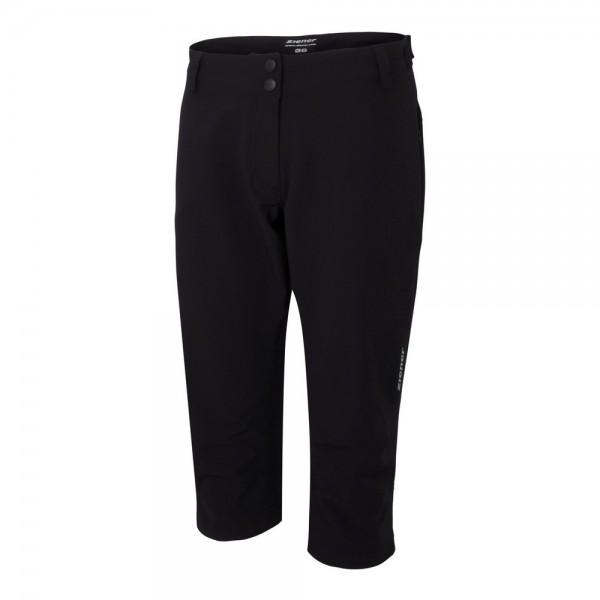 Ziener CARLETT X FUNCTION 3/4 Pant -black