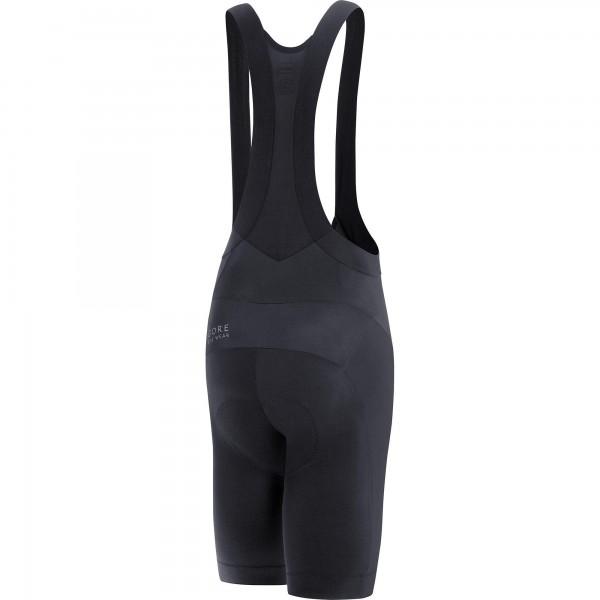 Gore Element Plus Trägerhose Kurz+ -black