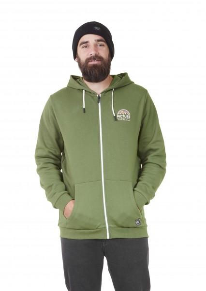 Picture Hamelton Sweatshirt für Herren -army green