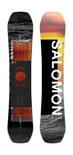Salomon Snowboard No Drama 2021