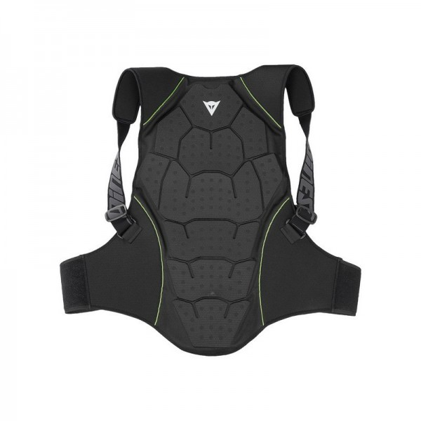 Dainese Back Protector Soft Flex -black/green flash