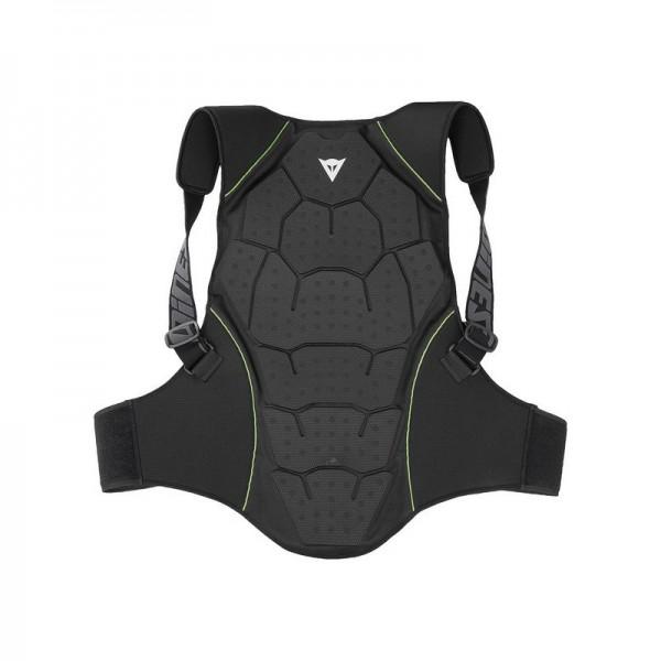 Dainese Back Protector Soft Flex -black/green flash