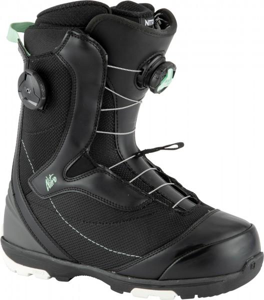 Nitro Snowboard Boots Damen Cypress Boa Dual 2021 - black mint