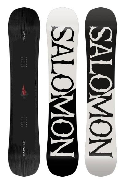 Snowboard Salomon Craft Wide 2021