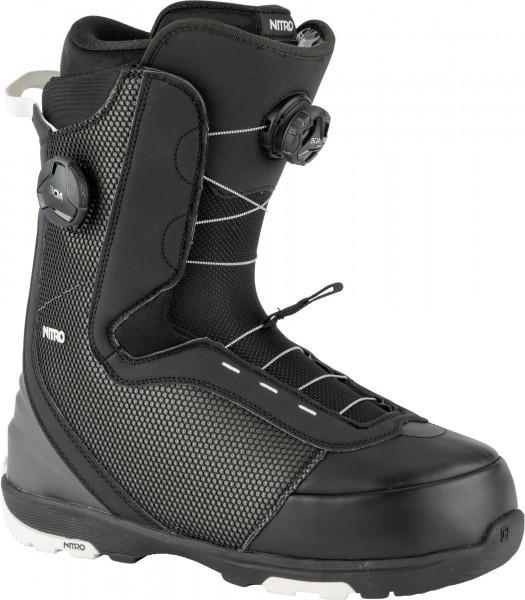 Nitro Snowboardboots Club Boa Dual 2021 - black