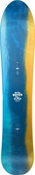 Nitro Snowboard Slash 2021 - 156 cm