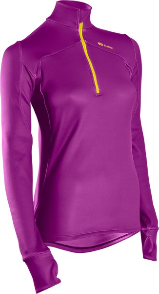 Sugoi Zero Plus Zip Women - passion fruit