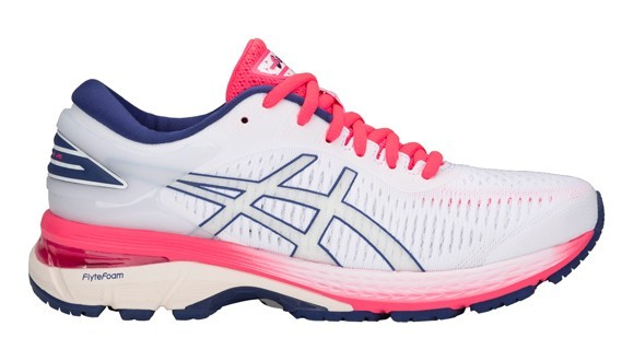 Asics Gel-Kayano 25 Women - white/white