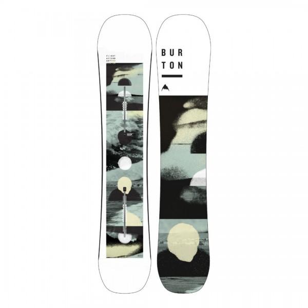 Burton Snowboard FLIGHT ATTENDANT 20/21- Wide