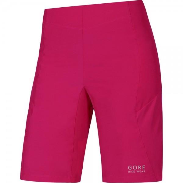 Gore Bike Wear Power Trail Lady Shorts -jazzy pink/giro pink