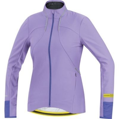 Gore Running Wear Air Lady WS SO Shirt lang - violet