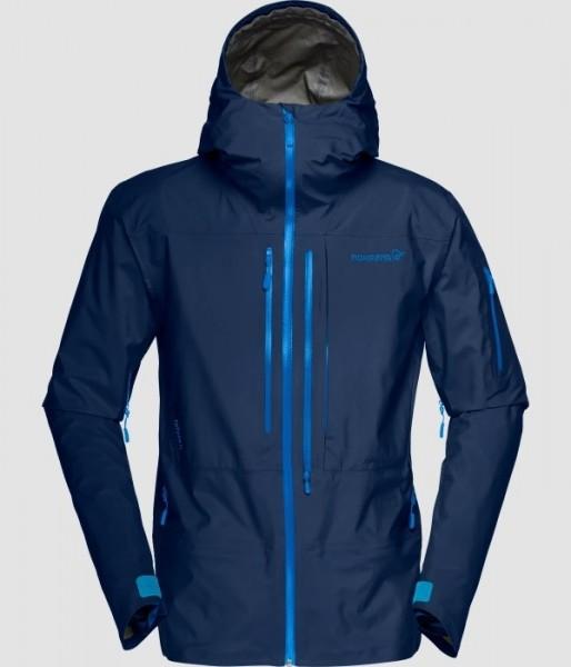 Norrona Lofoten Gore-Tex Pro Jacket Men - indigo night