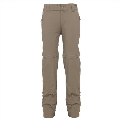 The North Face W Trekker Convertible Pant -weimaraner brown