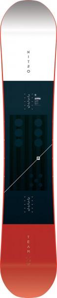 Nitro Snowboard Team Wide 2020 - 159 cm