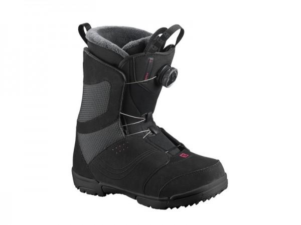 Salomon Snowboardboot Pearl BOA Women - black