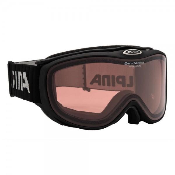 Alpina Challenge 2.0 QV -black matt
