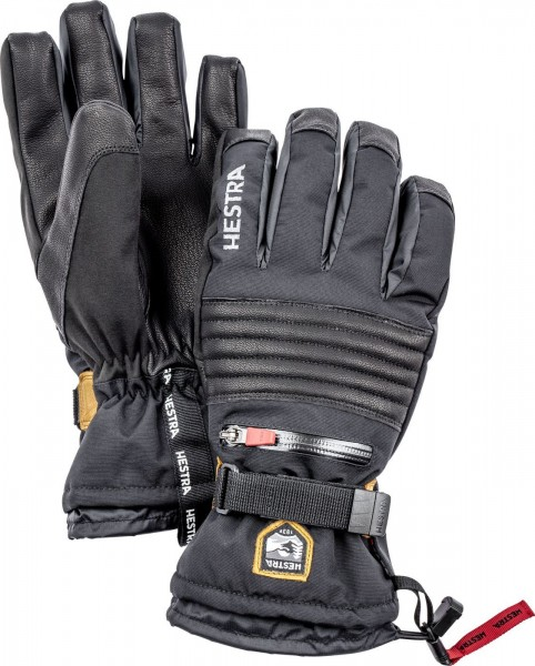 Hestra All Mountain CZone -black