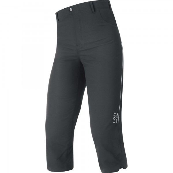 GORE Bike Wear Countdown 3.0 Lady Pants 3/4 - black/ graphite grey