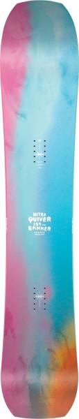 Nitro Snowboard Banker 2021 - 159 cm