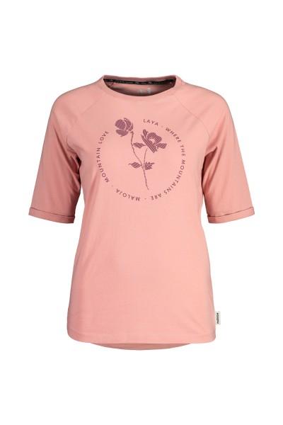 Maloja MalonnoM. Damen T- Shirt - lotus