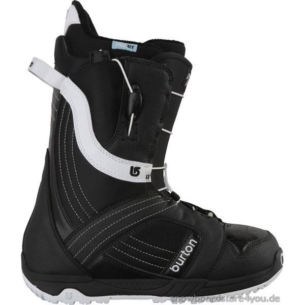 Burton Boot Mint -black/white