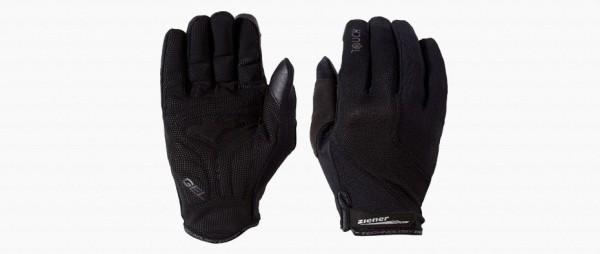 Ziener Clippo Touch Bike Glove -black