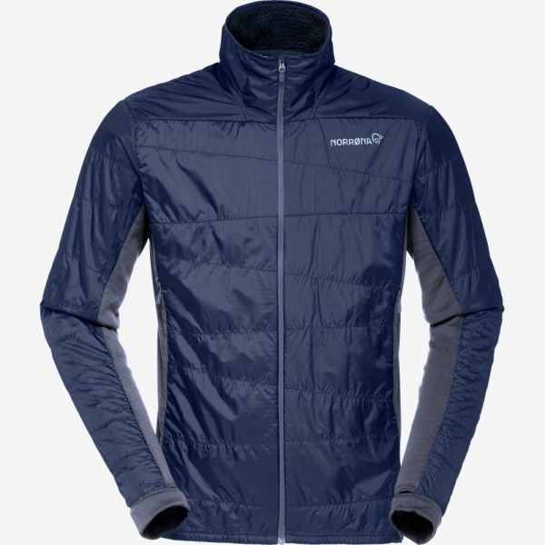 Norrona Falketind Alpha60 Jacket Men - indigo night