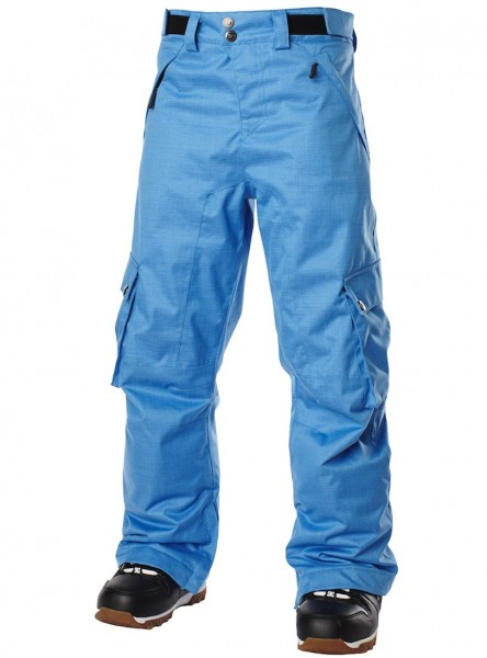 Rehall Randy Junior Snowpant -light blue melange
