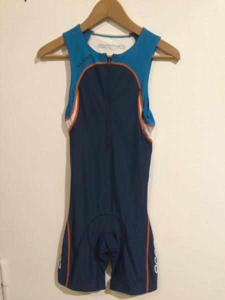 Orca Race Suit Men - mblu/ dblu