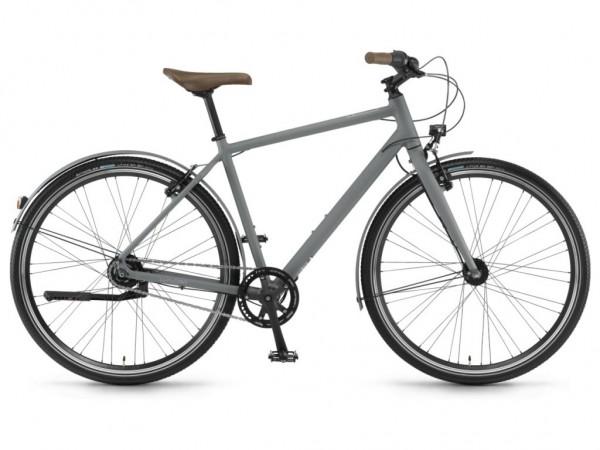 Winora Urban Bike Aruba Herren - eisengrau matt