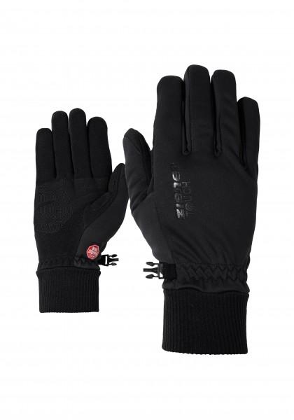 Ziener Idaho GWS Touch Multisport Glove - black