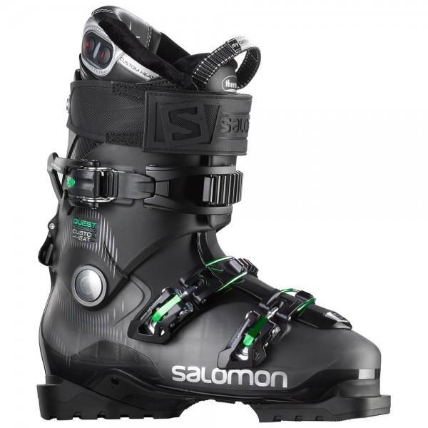 Salomon Boot Quest ACCESS Custom Heat -anthracite transluce/black/green