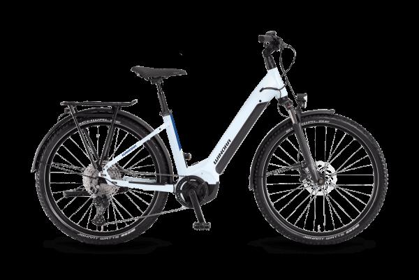 """Winora E-Bike Yucatan 12 Wave i630 Wh 27,5"""" - winterwhite"""