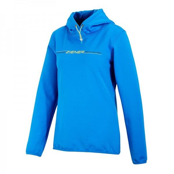 Ziener Jinny Hoody Lady - persian blue
